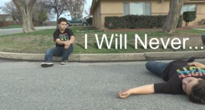I Will Never… A Short Film