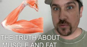 THE TRUTH ABOUT MUSCLE & FAT – WEIGHT-LOSS VLOG 3